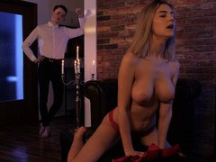 Horny eva elfie moans while getting her pussy banged from behind, Couple, Hardcore, Russian, Blondes, HD Teen, Bra, Thong, Big Tits, Natural Tits, Pussy Licking, Blowjob, Doggystyle, Toys, Vibrator movies at kilovideos.com