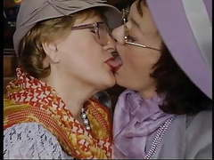Oldtimer, Fingering, Mature, German, Big Natural Tits, Cum in Mouth, Dildo, Fisting, Titty Fucking, European movies at kilomatures.com