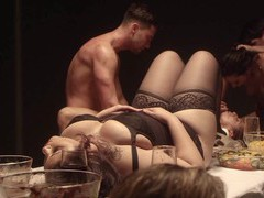 Karmen karma and other girls love getting banged hard together, Group Sex, Hardcore, Orgy, Fetish movies at find-best-videos.com