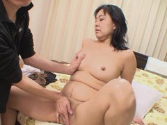 Horny chick mako anzai gets her hands on a friend's hard dick movies