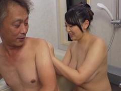 Horny minazumi hikari pleases a friend by sucking his stiff dick movies