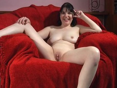 Natural tits babe teona styles spreads her legs to masturbate, Solo Models, Masturbation, Brunettes, High Heels, British, Reality, Casting, Natural Tits, Pussy, Shaved Pussy, Toys movies