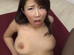 Incredible japanese model shinoda ayumi rides a stiff cock in pov movies at find-best-videos.com