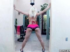 Skinny blondie anikka albrite gets massaged and sucks a dick, Couple, Hardcore, Shorts, Bikini, Amateur, Pussy, Massage, Asshole, Blowjob movies at find-best-videos.com