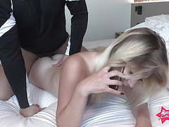 Lara 18 years pregnant! fucked twice !!, Blonde, Blowjob, Teen (18+), Creampie, Old &,  Young, German, HD Videos, Small Tits, Fucking, Small Boobs, Old, Tight Pussy, Pregnant Fuck, 18 Years Old, 18 Year Old Fucked, Old Fuck, Asshole Closeup, Vagina Fuc videos