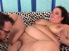 Brunette plumper jessica lust is nailed, BBW videos
