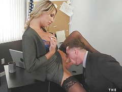 Trans ladyboss assfucking lazy employee movies at kilovideos.com