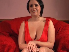 Large boobs wife sarah-jayne loves pleasuring her wet pussy, Solo Models, Masturbation, British, Chubby, MILF, Big Tits, Natural Tits, Pussy, Shaved Pussy, Toys movies at freekiloclips.com