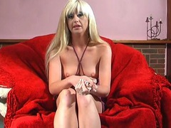 Skinny blondie twinkle enjoys penetrating her horny fuck hole, Solo Models, Masturbation, Reality, Casting, British, Long Hair, Pussy, Shaved Pussy, Natural Tits, Toys, High Heels movies at kilogirls.com