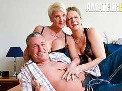 Amateur euro - annette liselotte, erna & hiltrude lesbo 3way, Amateur, Fingering, Mature, Big Boobs, Granny, German, Softcore, HD Videos, Eating Pussy, Threesome, Lesbian Threesome, Hot Cougars, Germans, BBW GILF, Asshole Closeup, Vagina Fuck, Fucking movies at find-best-pussy.com