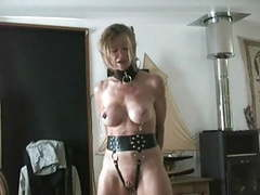 French bdsm, Amateur, BDSM, French, Deep Throat, Cum in Mouth, Slave, Wife, Rough Sex, Humiliation, French BDSM movies at find-best-pussy.com