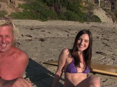Pale amateur pepper xo takes off her bikini to be fucked hard, Couple, Hardcore, Beach, Brunettes, Long Hair, Bikini, Natural Tits, Pussy, Shaved Pussy, Asslick, Doggystyle, Cowgirl videos