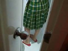 Asian schoolmates fucked in the bathroom movies at find-best-panties.com