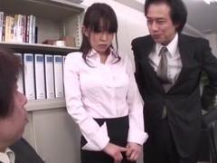 Ran minami craves for cock deep in both her tig videos