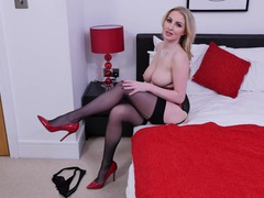 Nice pussy fingering by busty blonde pornstar georgie lyall, Solo Models, Masturbation, Cougars, Pornstars, Blondes, Long Hair, Bra, Lingerie, Stockings, Nylon, High Heels, Big Tits, Natural Tits, Pussy, Shaved Pussy, Fingering videos