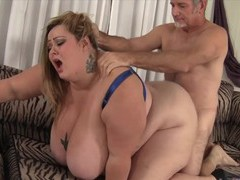 Big titty bbws taking hard dicks in their mouth and perform amazing blowjobs, BBW videos