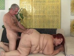 Bbws enjoy taking thick and stiff dicks in pussy and getting fucked deep and good, BBW videos