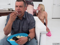 Cute blonde babe khloe kapri drops her clothes to be fucked, Couple, Hardcore, Long Hair, Natural Tits, Blowjob, Handjob, Doggystyle, Socks movies at find-best-pussy.com