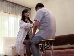 Passionate fucking between a patient and sexy doctor mizukawa kazuha videos