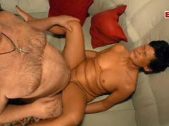 German mature mom fuck with saggy tits, Mature, Short Hair videos