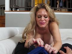 Pov video of fake boobs milf casca akashova giving a sloppy blowjob, HD POV, Couple, Hardcore, Pornstars, MILF, Blondes, Long Hair, Handjob, Blowjob, Ball Licking, Titjob movies at kilopills.com