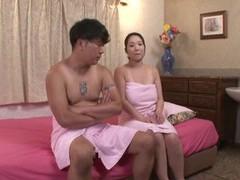 Nuru massage with nice fucking makes chubby nanase sana cum videos