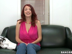 Busty babe jessica rabbit teasing with her tits while talking, Solo Models, Reality, Casting, Redhead, Jeans movies at kilopills.com