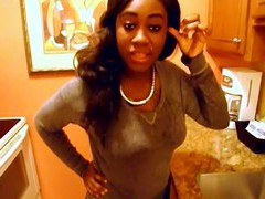 Ebony amateur gives a nice blowjob in homemade closeup video, Couple, Hardcore, HD POV, Ebony, Long Hair, Bra, Big Tits, Natural Tits, Tattoo, Blowjob, Handjob, Cowgirl movies at kilopills.com