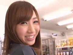 Quickie fucking with an adorable japanese chick with the perfect body videos