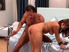 Horny trophy wife valentine rush moans while getting fucked hard, Couple, Hardcore, Pornstars, Natural Tits, Fingering, Toys, Pussy, Asshole, Missionary, Fetish, Spanking videos