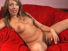 Video of foxy babe rio lee pleasuring her cravings with a toy, Solo Models, Masturbation, British, Pornstars, MILF, Long Hair, Reality, Casting, Big Tits, Fake Tits, Pussy, Shaved Pussy, High Heels, Toys, Bra, Miniskirt movies at find-best-hardcore.com