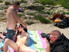 Amadea emily is making a new porn video in the, Threesome, MMF, Hardcore, Outdoor, Backstage, Forest Sex, Bikini, Blowjob, Big Tits, Fake Tits, Pussy, Shaved Pussy, Pussy Licking, Long Hair, Brunettes, Cowgirl movies at find-best-hardcore.com