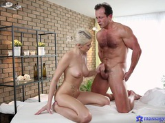 Natural tits czech babe karol lilien gets massaged and fucked, Couple, Hardcore, Massage, Oiled, Natural Tits, Pussy, Shaved Pussy, Cowgirl, Missionary, Handjob, Babes, Czech movies at find-best-hardcore.com