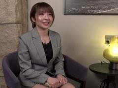 Passionate late night fucking with a cute japanese coworker videos