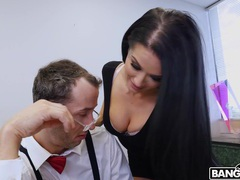 Hardcore fucking with pierced clit pornstar katrina jade in the office, Couple, Hardcore, Pornstars, Brunettes, Long Hair, Tattoo, Natural Tits, Blowjob, Cowgirl, Pussy, Shaved Pussy, Asslick, Pussy Licking, Office videos