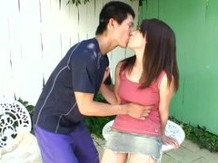Outdoors fucking with hot ass and tits hottie ayano umemiya videos