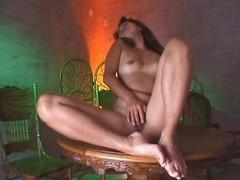 Closeup video of naughty kyoko asano pleasuring her wet pussy videos