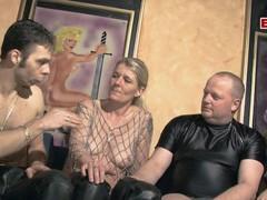 German amateur swinger couple meeting, Mature, German videos