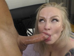 Pov video of hardcore fucking with slutty blondie kayla green, Couple, Hardcore, Pornstars, MILF, Long Hair, Handjob, Blowjob, Tattoo, Cowgirl, Pussy, Missionary, Shaved Pussy, Doggystyle, Big Tits, Fake Tits videos
