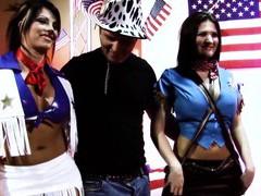 Austin kincaid takes gf into swinger party, Group Sex, Hardcore, Pornstars, Swingers, Party videos