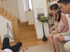 Pov video of asian girl mishima natsuko pleasuring a large dick movies