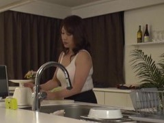 Solo japanese wife kondou ikumi opens her legs to masturbate videos