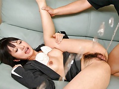 Japanese babe kotomi asakura was squirting, uncensored, Brunette, Hairy, Hardcore, Teen (18+), Japanese, Squirting, HD Videos, Small Tits, Pussy Fucking, Small Boobs, Cowgirl, Uncensored, Uncensored Japanese, Squirts, Fucking Hairy Pussy, Japanese Babe, S movies at freekiloporn.com