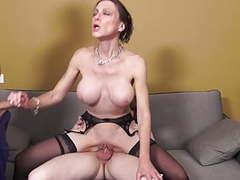 Mature milf gets two cocks in all holes, Anal, Blowjob, Mature, Big Boobs, Stockings, MILF, Old &,  Young, HD Videos, Cougar, Threesome, Anal Fuck, Two Cocks, Asshole Closeup, Vagina Fuck, MILF gets, Mature NL, Mature MILF, Holed, Handsjob, Porn for Wo movies at kilopills.com