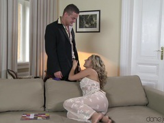 Natural tits zuzana z sucks a giant dick and gets fucked good, Couple, Hardcore, Long Hair, Pussy Licking, Doggystyle, Hot Ass, Natural Tits, Pussy, Shaved Pussy, Czech, Pornstars movies at freekilomovies.com