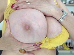 Come stroke and edge yourself for lady sonia!, Mature videos