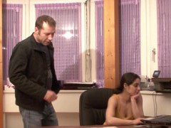 Passionate fucking in the office with hot ass german babe christiane, Couple, Hardcore, German, Brunettes, Housewife, Natural Tits, Thong, Missionary, Pussy, Shaved Pussy, Cowgirl movies at find-best-videos.com