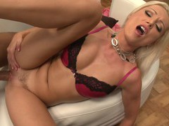 Irresistible blonde escort gives head and gets fucked balls deep, Couple, Hardcore, Blondes, Long Hair, Blowjob, Big Cocks, Bra, Missionary, Pussy, Doggystyle, Cum In Mouth, Cumshot movies at find-best-videos.com
