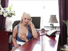 Buxxom milf pleases while on the phone, Blonde, Blowjob, Hardcore, MILF, HD Videos, Doggy Style, Big Tits, Fucking, Big Cock, Caught Fucking, Stepmom, Finger Fucking, Son, Fingered, Mom, Step, Step Son, Hot Stepmom, Stop Fucking videos