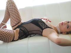 Dirty blonde slut lily larimar enjoys choking on a fat dick, HD POV, Couple, Hardcore, Blondes, Long Hair, Lingerie, Stockings, Fishnet, Pussy, Face Fucking, Rough, Deepthroat, Swallow tubes